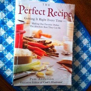 Perfect Recipe cookbook